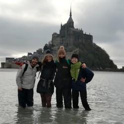 Traversée 22/03/20 Mt St Michel acompte