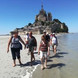 Traversée 15/07/20 Mt St Michel acompte