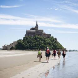 Bon Cadeau rando Mont St Michel
