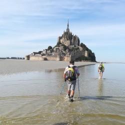 Traversée 14/04/19 Mt St Michel acompte