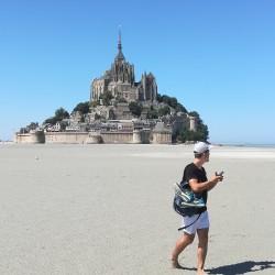 Traversée 18/04/19 Mt St Michel acompte